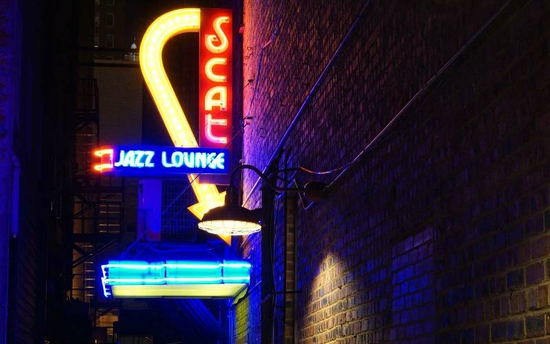 Scatz Jazz Club, Fort Worth