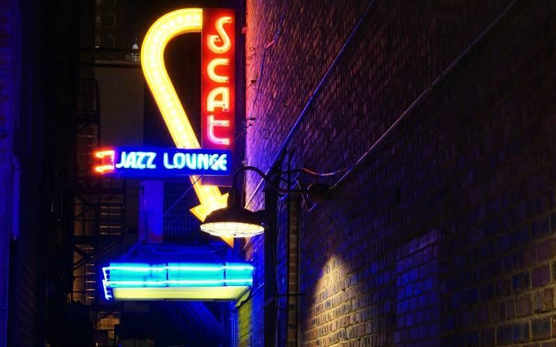 Scatz Jazz Club, Fort Worth